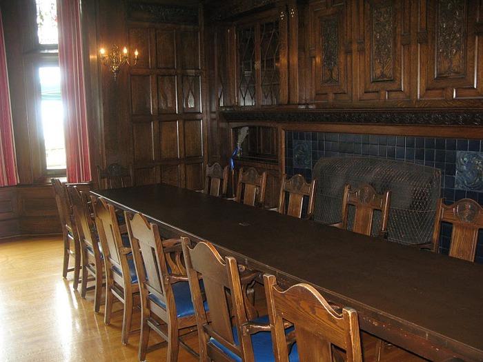 Замок Хэтли - Замок Hatley. 27513