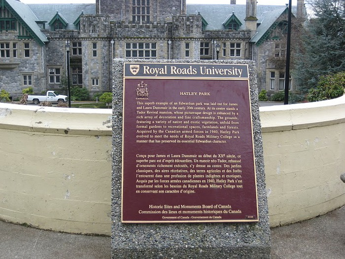 Замок Хэтли - Замок Hatley. 52718