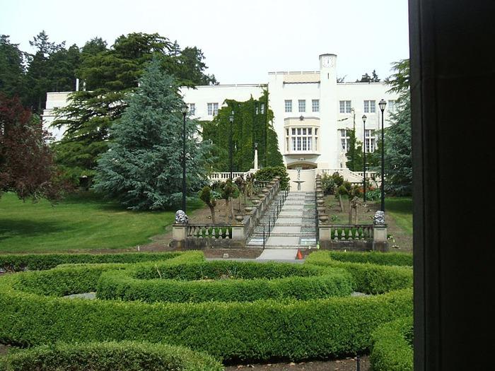 Замок Хэтли - Замок Hatley. 39889