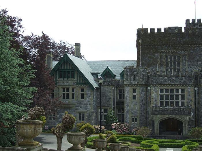 Замок Хэтли - Замок Hatley. 29483