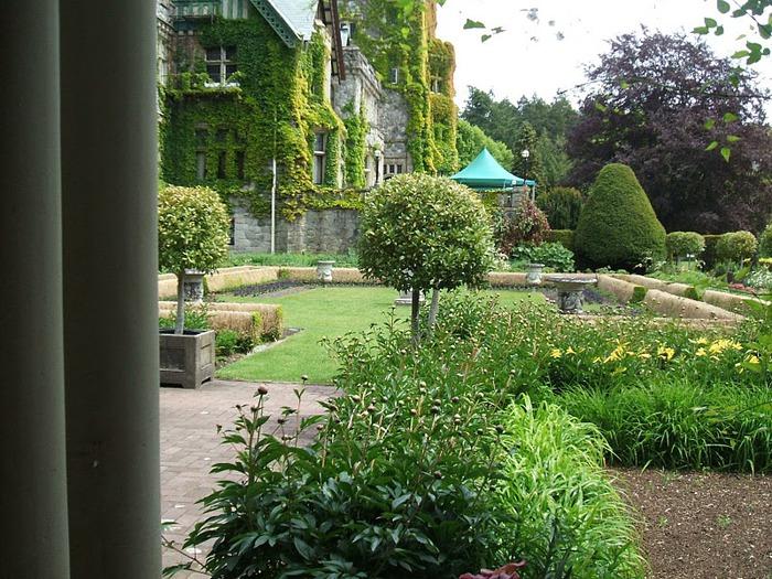 Замок Хэтли - Замок Hatley. 95559