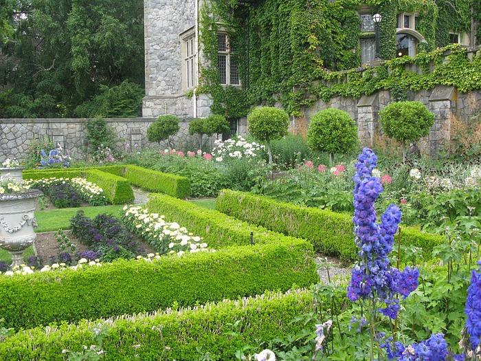 Замок Хэтли - Замок Hatley. 36882
