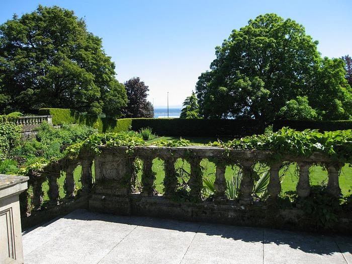 Замок Хэтли - Замок Hatley. 51255