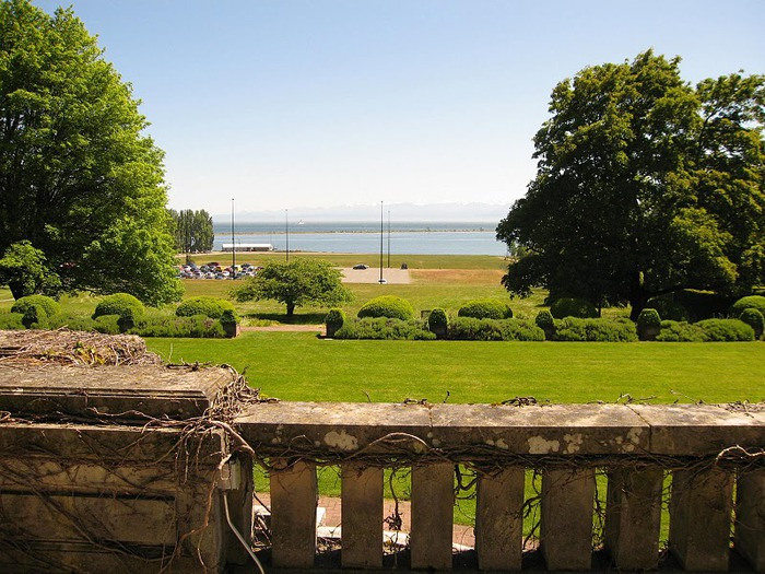 Замок Хэтли - Замок Hatley. 94476