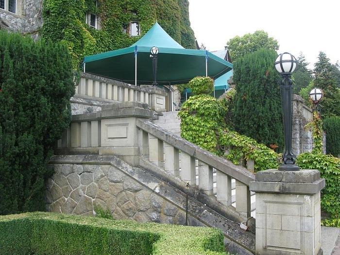 Замок Хэтли - Замок Hatley. 53920