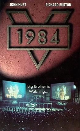 Кадр из фильма 1984 по роману Дж Оруэла