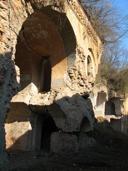 Таракановский форт 32327