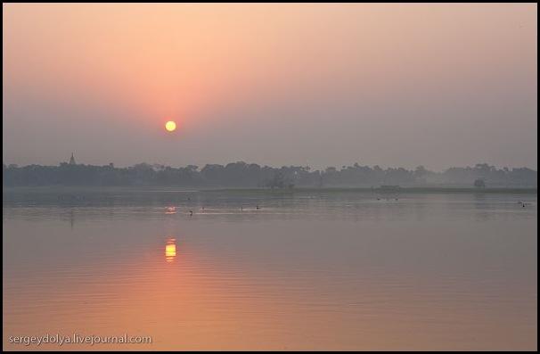 Красота Мьянмы.
