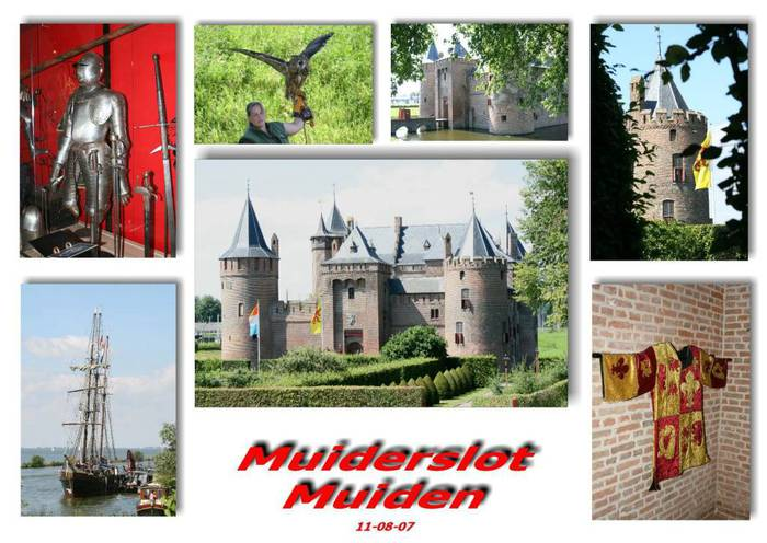 Мейдерслот - Muiden Castle, The Netherlands 63090