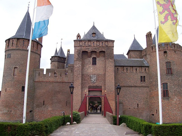 Мейдерслот - Muiden Castle, The Netherlands 57842
