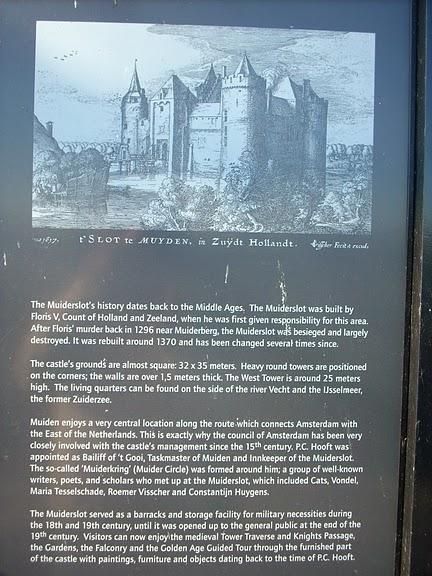 Мейдерслот - Muiden Castle, The Netherlands 66894
