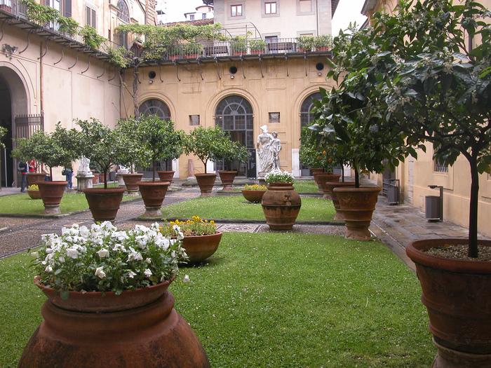 Палаццо Медичи-Риккарди (Palazzo Medici Riccardi) 12334