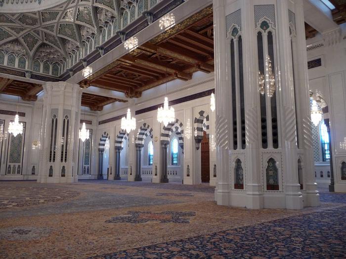 Мечеть Султана Кабуса 55282