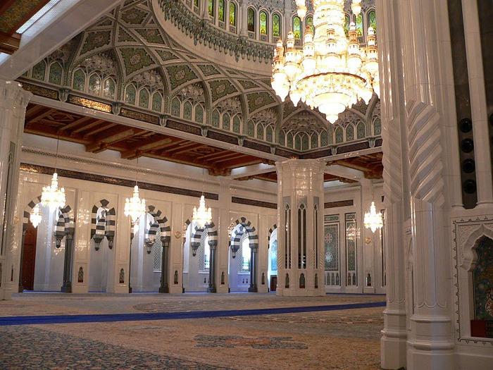 Мечеть Султана Кабуса 81695