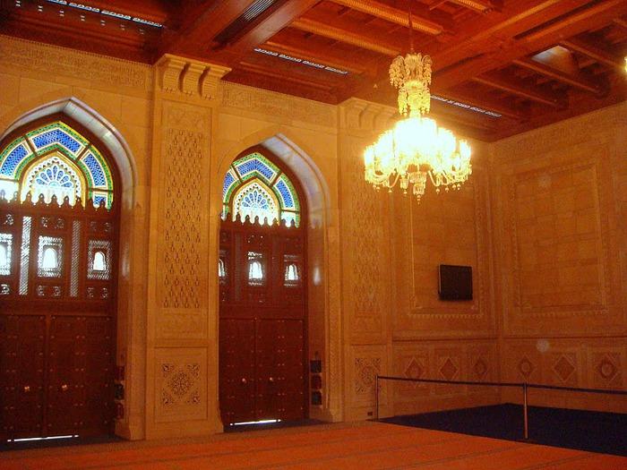 Мечеть Султана Кабуса 37697
