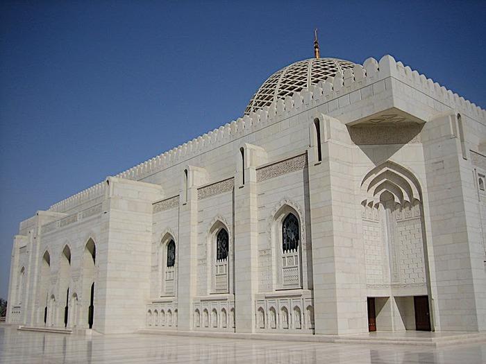 Мечеть Султана Кабуса 12492