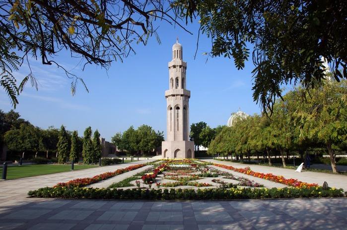 Мечеть Султана Кабуса 16714