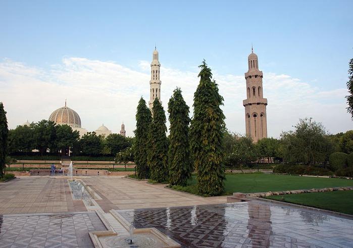 Мечеть Султана Кабуса 94934