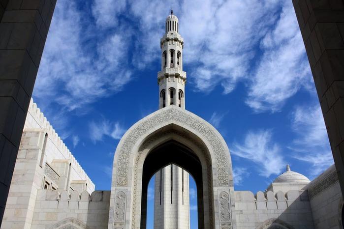 Мечеть Султана Кабуса 93357