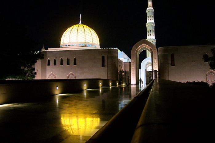 Мечеть Султана Кабуса 69555