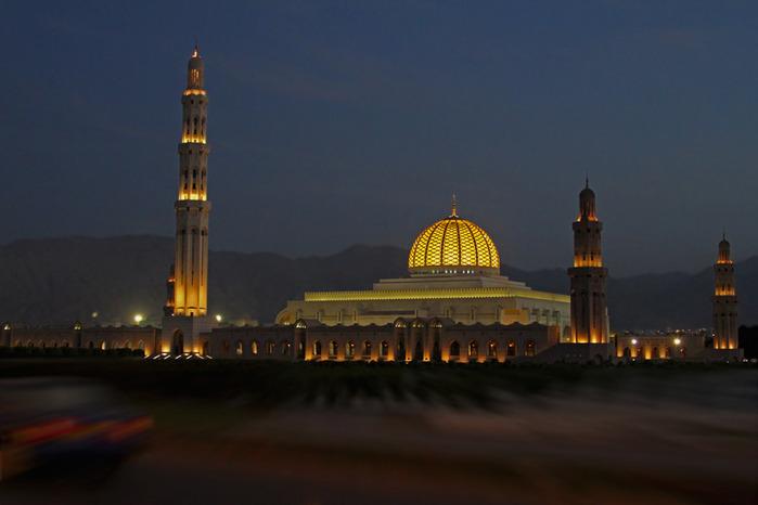 Мечеть Султана Кабуса 12982
