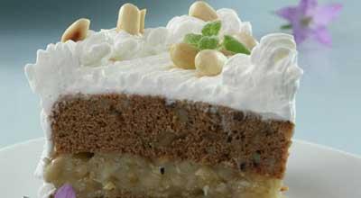 Арахисовый торт (400x220, 9 Kb)