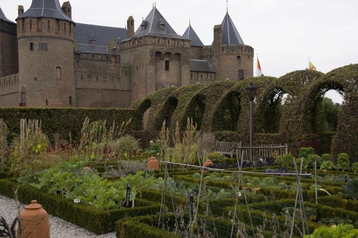Мейдерслот - Muiden Castle, The Netherlands 47372
