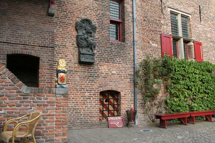 Мейдерслот - Muiden Castle, The Netherlands 44945