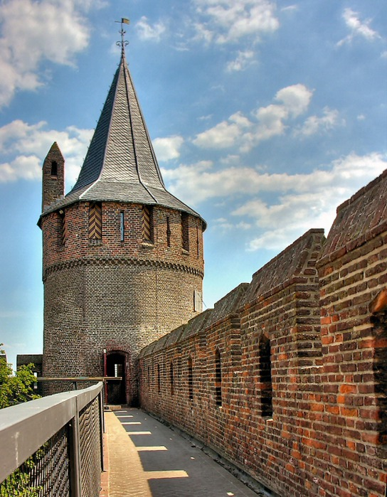 Мейдерслот - Muiden Castle, The Netherlands 34559