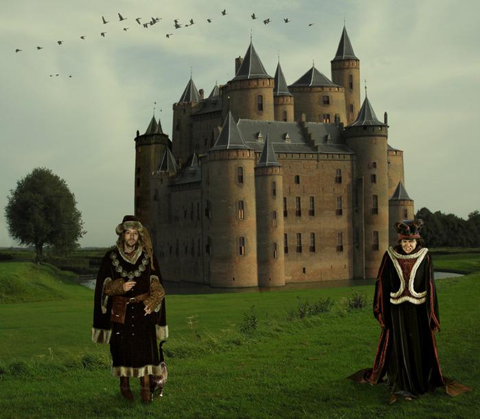 Мейдерслот - Muiden Castle, The Netherlands 10503