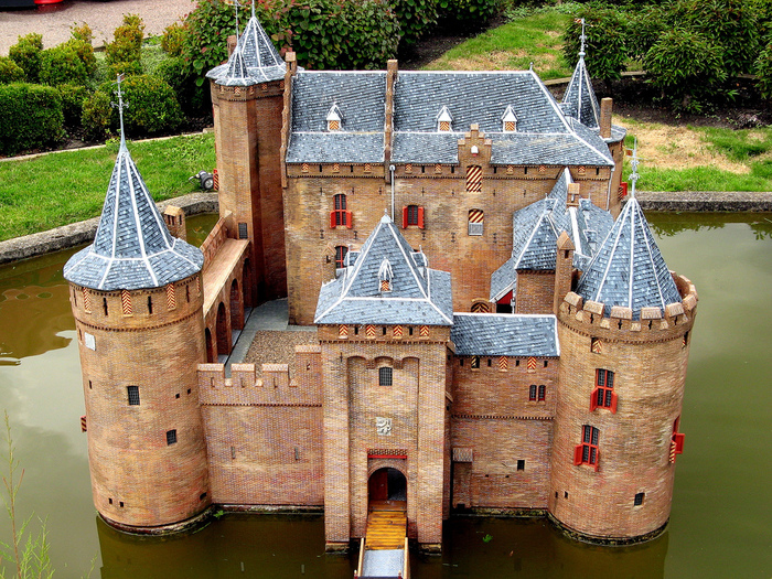 Мейдерслот - Muiden Castle, The Netherlands 87540