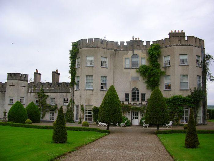 Замок Глайн (Glin Castle) графство Лимерик 81091