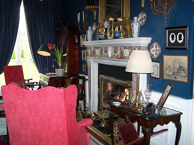 Замок Глайн (Glin Castle) графство Лимерик 60048