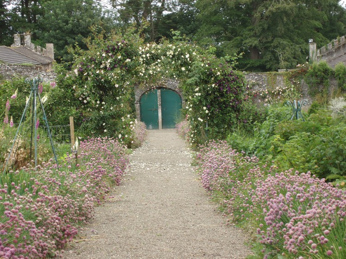 Замок Глайн (Glin Castle) графство Лимерик 23005