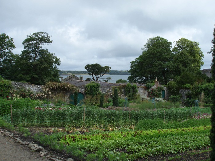 Замок Глайн (Glin Castle) графство Лимерик 95228