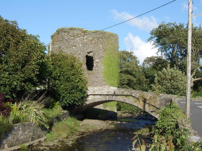 Замок Глайн (Glin Castle) графство Лимерик 12222