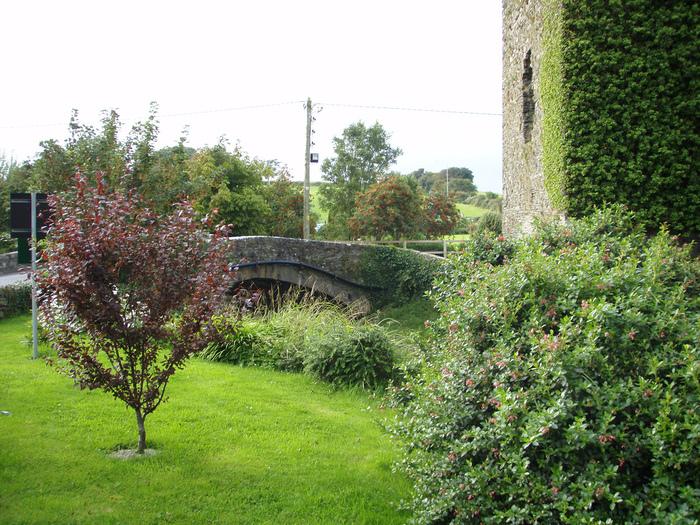Замок Глайн (Glin Castle) графство Лимерик 13536