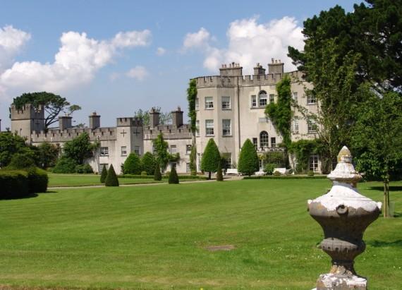 Замок Глайн (Glin Castle) графство Лимерик 26445