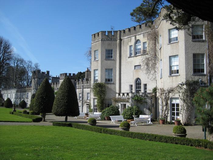 Замок Глайн (Glin Castle) графство Лимерик 37628