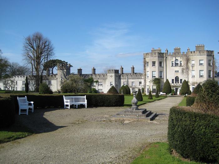 Замок Глайн (Glin Castle) графство Лимерик 40039