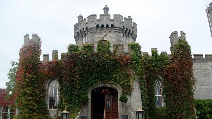 Дромоленд Кастл (Dromoland Castle) 20985