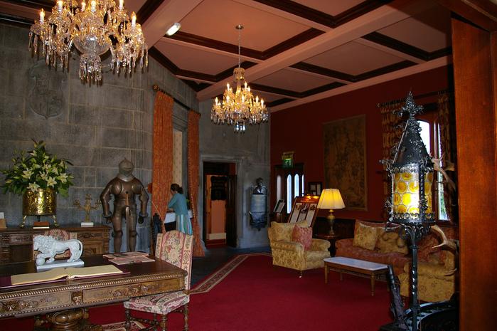 Дромоленд Кастл (Dromoland Castle) 58462