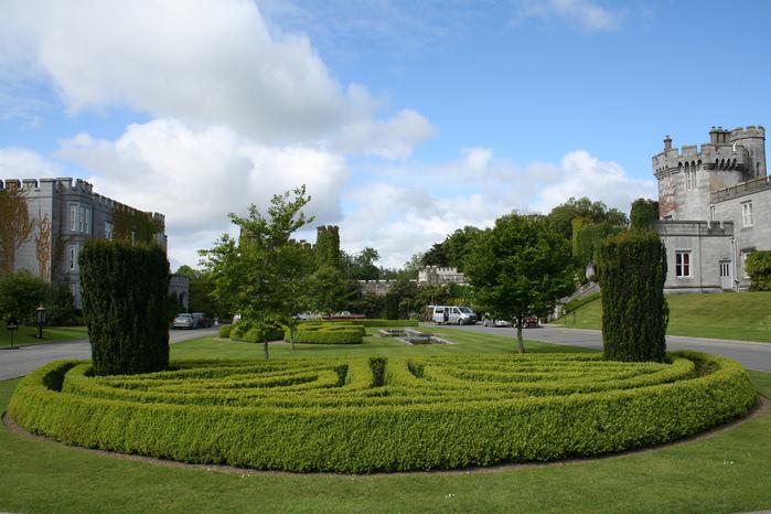 Дромоленд Кастл (Dromoland Castle) 11693