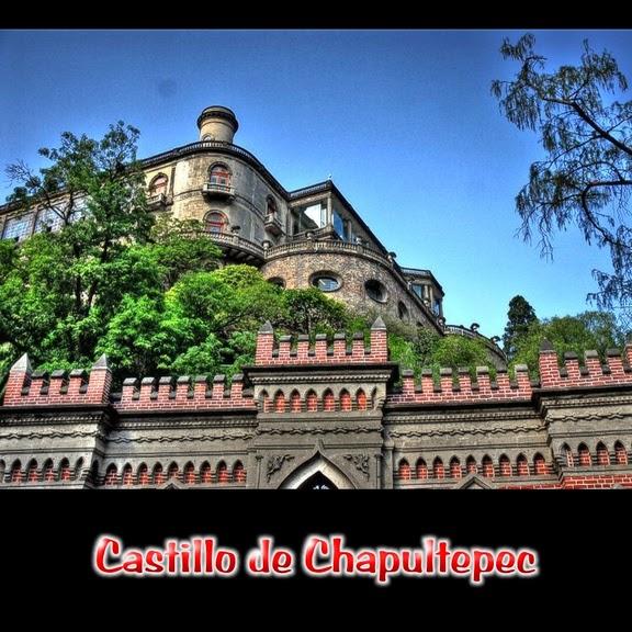 Castillo de Chapultepec (Замок Чапультепек) 76710