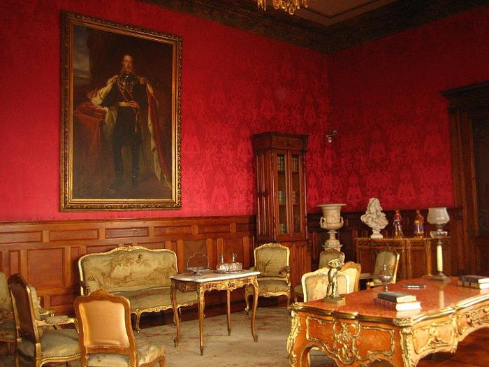 Castillo de Chapultepec (Замок Чапультепек) 39061