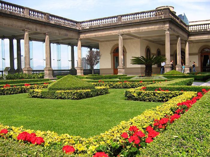 Castillo de Chapultepec (Замок Чапультепек) 91990