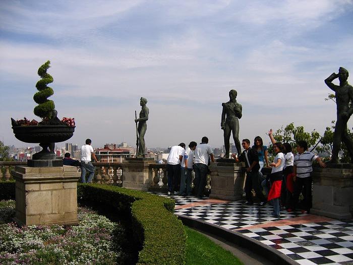 Castillo de Chapultepec (Замок Чапультепек) 42303
