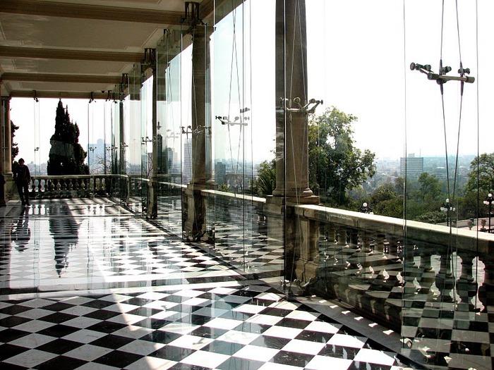 Castillo de Chapultepec (Замок Чапультепек) 50450