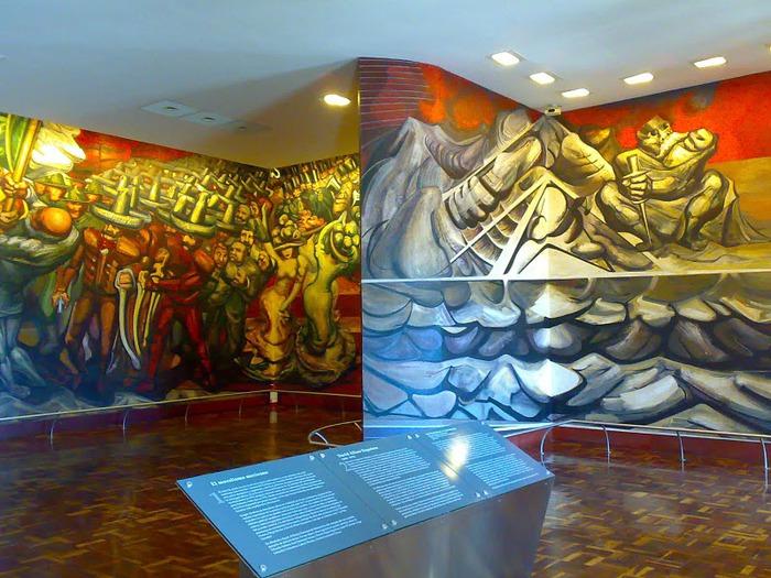 Castillo de Chapultepec (Замок Чапультепек) 92203