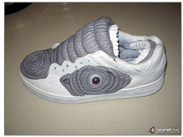Тюнингуем обувь (9 фото + гифка)